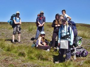 Practice for Duke of Edinburgh Silver Award